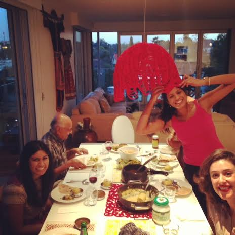 sheth family