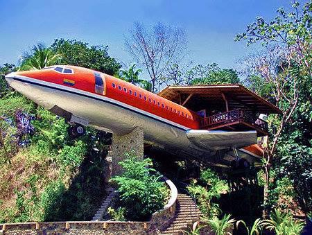 airplane-house