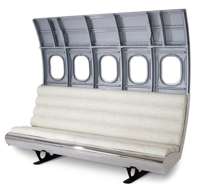 airplane partition