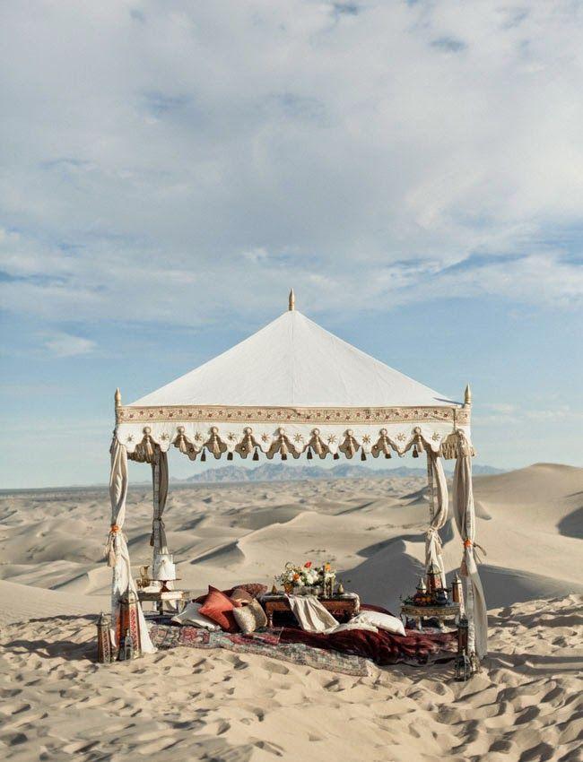 desert textiles