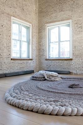 knot rug