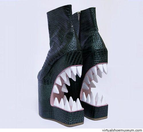 shoe teeth